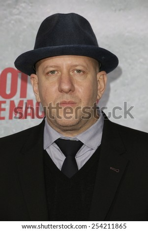 LOS ANGELES - FEB 18: Steve Pink at the 'Hot Tub Time Machine 2' premiere on February 18, 2014 in Los Angeles, California - stock photo