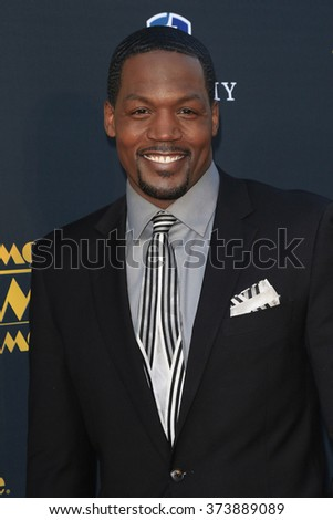LOS ANGELES - FEB 5: TC Stallings at the 24th Annual MovieGuide Awards at Universal Hilton Hotel on February 5, 2016 in Universal City, Los Angeles, California - stock photo
