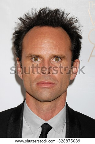 LOS ANGELES - FEB 17 - Walton Goggins arrives at the 2013 Writers Guild Awards Los Angeles Ceremony on February 17, 2013 in Los Angeles, CA