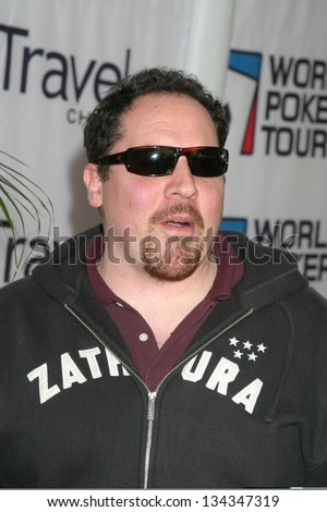 LOS ANGELES - FEBRUARY 23: Jon Favreau at World Poker Tour Invitational in Commerce Casino - stock-photo-los-angeles-february-jon-favreau-at-world-poker-tour-invitational-in-commerce-casino-on-134347319