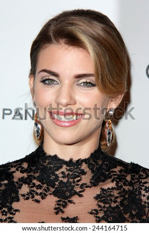 LOS ANGELES - JAN 11:  Annalynne McCord at the The Weinstein Company / Netflix Golden Globes After Party at a Beverly Hilton Adjacent on January 11, 2015 in Beverly Hills, CA - stock photo