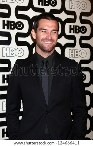 antony starr biography