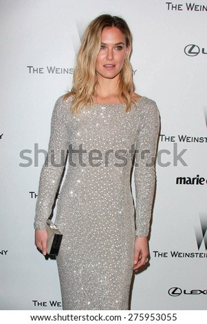 LOS ANGELES - JAN 11:  Bar Refaeli at the The Weinstein Company / Netflix Golden Globes After Party at a Beverly Hilton Adjacent on January 11, 2015 in Beverly Hills, CA - stock photo