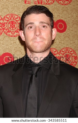 LOS ANGELES - JAN 12:  Bryan Greenberg at the HBO 2014 Golden Globe Party at the Beverly Hilton Hotel on January 12, 2014 in Beverly Hills, CA - stock photo