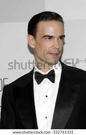 LOS ANGELES - JAN 11:  Christopher Gorham at the NBC Post Golden Globes Party at a Beverly Hilton on January 11, 2015 in Beverly Hills, CA - stock photo