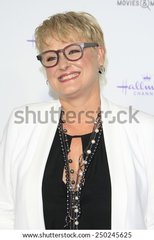 LOS ANGELES - JAN 8: Dr JJ Levenstein at the TCA Winter 2015 Event For Hallmark Channel and Hallmark Movies & Mysteries at Tournament House on January 8, 2015 in Pasadena, CA - stock photo