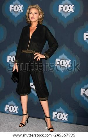 LOS ANGELES - JAN 17:  Elaine Hendrix at the FOX TCA Winter 2015 at a The Langham Huntington Hotel on January 17, 2015 in Pasadena, CA - stock photo