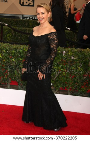 LOS ANGELES - JAN 30:  Gabrielle Carteris at the 22nd Screen Actors Guild Awards at the Shrine Auditorium on January 30, 2016 in Los Angeles, CA - stock photo