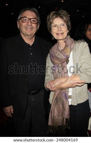 LOS ANGELES - JAN 28: Guest, Dr Tamela Hultman at the 30th Anniversary of 'We Are The World' at The GRAMMY Museum on January 28, 2015 in Los Angeles, California - stock photo