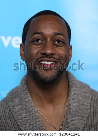LOS ANGELES - JAN 06:  JALEEL WHITE arriving to TCA Winter Press Tour 2012: NBC Party  on January 06, 2012 in Pasadena, CA - stock photo