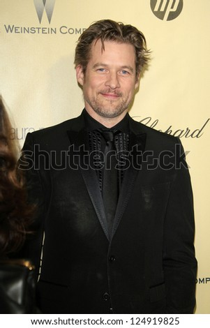 LOS ANGELES - JAN 13:  James Tupper arrives at the 2013 Weinstein Post Golden Globe Party at Beverly Hilton Hotel on January 13, 2013 in Beverly Hills, CA..