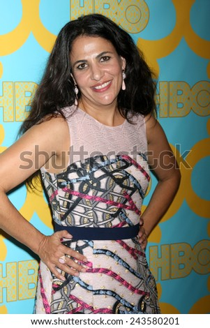 LOS ANGELES - JAN 11:  Jenni Konner at the HBO Post Golden Globe Party at a Circa 55, Beverly Hilton Hotel on January 11, 2015 in Beverly Hills, CA