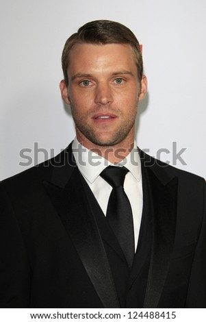 LOS ANGELES - JAN 12: Jesse Spencer at the 2013 G'Day USA Los Angeles Black Tie Gala at JW Marriott on January 12, 2013 in Los Angeles, California