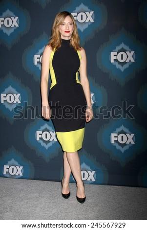 LOS ANGELES - JAN 17:  Judy Greer at the FOX TCA Winter 2015 at a The Langham Huntington Hotel on January 17, 2015 in Pasadena, CA - stock photo