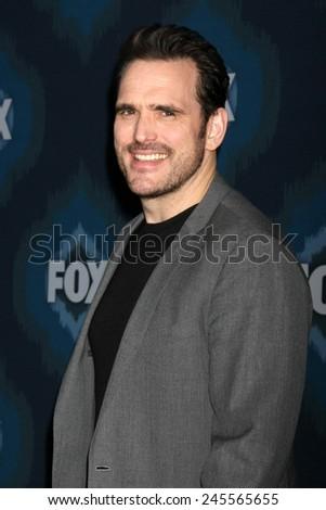 LOS ANGELES - JAN 17:  Matt Dillon at the FOX TCA Winter 2015 at a The Langham Huntington Hotel on January 17, 2015 in Pasadena, CA - stock photo