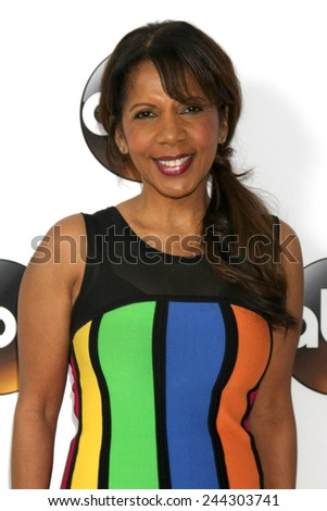 LOS ANGELES - JAN 14:  Penny Johnson Jerald at the ABC TCA Winter 2015 at a The Langham Huntington Hotel on January 14, 2015 in Pasadena, CA