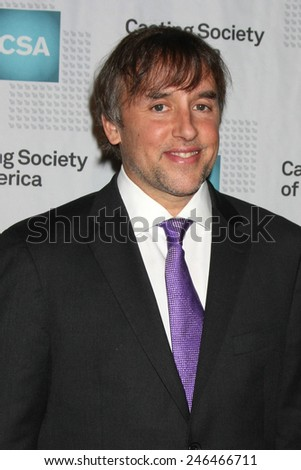 LOS ANGELES - JAN 22:  Richard Linklater at the American Casting Society presents 30th Artios Awards at a Beverly Hilton Hotel on January 22, 2015 in Beverly Hills, CA