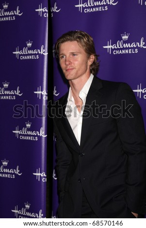 LOS ANGELES - JAN 7:  Thad Luckinbill arrives at the Hallmark Winter 2011 TCA Party at Tournament of Roses Parade House on January 7, 2011 in Pasadena, CA.