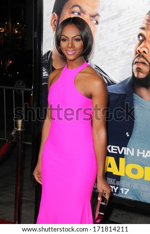 "LOS ANGELES - JAN 13:  Tika Sumpter at the ""Ride Along"" World Premiere at TCL Chinese Theater, on January 13, 2014 in Los Angeles, CA"