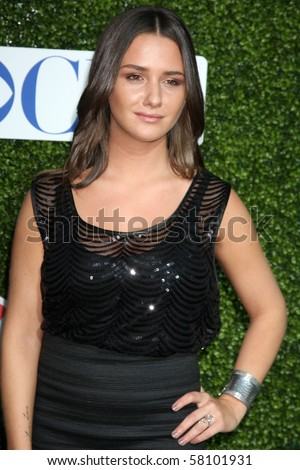 LOS ANGELES - JUL 28:  Addison Timlin arrives at the 2010 CBS, The CW, Showtime Summer Press Tour Party  at The Tent Adjacent to Beverly Hilton Hotel on July28, 2010 in Beverly Hills, CA ...