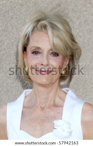 LOS ANGELES - JUL 24:  Constance Towers at  the 2010 General Hospital Fan Club Lunchen  at Airtel Hotel on July24, 2010 in Van Nuys, CA ....