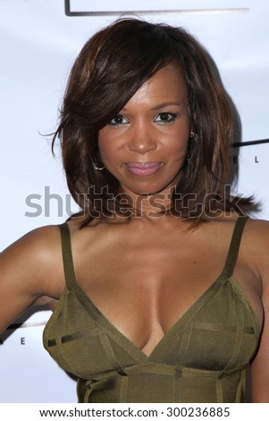 LOS ANGELES - JUL 23:  Elise Neal at the Michael Costello And Style PR Capsule Collection Launch Party  at the Private Location on July 23, 2015 in Los Angeles, CA - stock photo