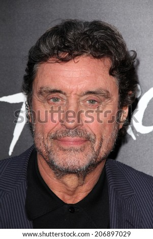 "LOS ANGELES - JUL 23:  Ian McShane at the ""Hercules"" Los Angeles Premiere at the TCL Chinese Theater on July 23, 2014 in Los Angeles, CA"