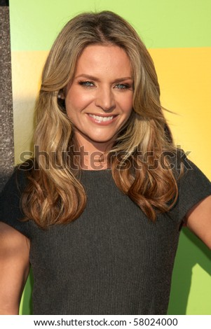 "LOS ANGELES - JUL 27:  Jessalyn Gilsig arrives at Fox's ""Glee"" Academy: An Evening of Music With the Cast of Glee at The Music Box & Henry Fonda Theater on July 27, 2010 in Los Angeles, CA ..."