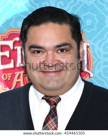 """LOS ANGELES - JUL 16:  Joseph Nunez arrives to the Disney Channel's """"Elena of Avalor"""" Los Angeles Premiere on July 16, 2016 in Beverly Hills, CA                 - stock photo"""