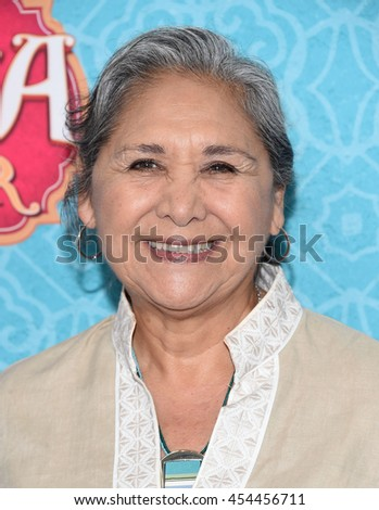 """LOS ANGELES - JUL 16:  Julia Vera arrives to the Disney Channel's """"Elena of Avalor"""" Los Angeles Premiere on July 16, 2016 in Beverly Hills, CA                 - stock photo"""