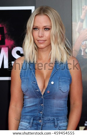 """LOS ANGELES - JUL 26:  Kendra Wilkinson at the """"Bad Moms"""" Los Angeles Premiere at the Village Theater on July 26, 2016 in Westwood, CA - stock photo"""