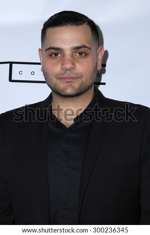 LOS ANGELES - JUL 23:  Michael Costello at the Michael Costello And Style PR Capsule Collection Launch Party  at the Private Location on July 23, 2015 in Los Angeles, CA - stock photo
