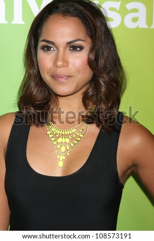 LOS ANGELES - JUL 24:  Monica Raymund arrives at the NBC TCA Summer 2012 Press Tour at Beverly Hilton Hotel on July 24, 2012 in Beverly Hills, CA