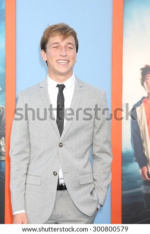 "LOS ANGELES - JUL 27:  Skyler Gisondo at the ""Vacation"" Premiere at the Village Theater on July 27, 2015 in Westwood, CA"