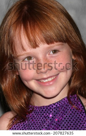 LOS ANGELES - JUL 26:  Stella Hopton at the Hollywood Red Carpet School Class at the Secret Rose Theater on July 26, 2014 in North Hollywood, CA
