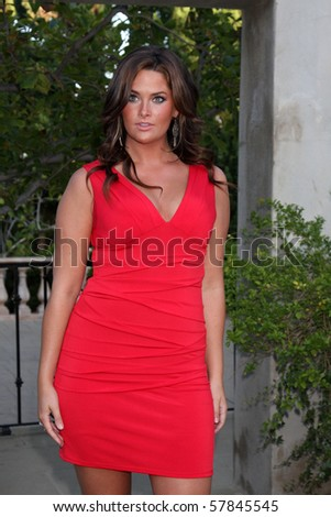 LOS ANGELES - JUL 24:  Whitney Thompson arrives at  the 12th Annual HollyRod Foundation DesignCare Event at Ron Burkle's Green Acres Estate on July24, 2010 in Beverly Hills, CA ....