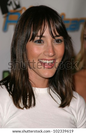 "LOS ANGELES - JULY 21: Bree Turner at ""The Assistant"" - Party for the launch of the new MTV series at Bliss on July 21, 2004 in Los Angeles, California"