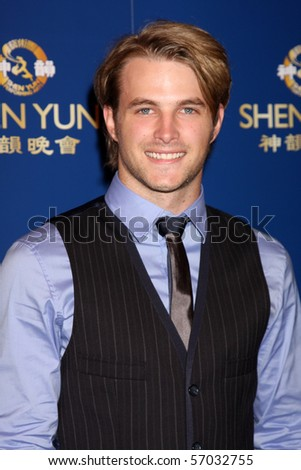 LOS ANGELES  JULY 8: James Preston arrives at the SHEN YUN PERFORMING ARTS SHOW Dorothy Chandler Pavilion on July 8, 2010 in Los Angeles, CA