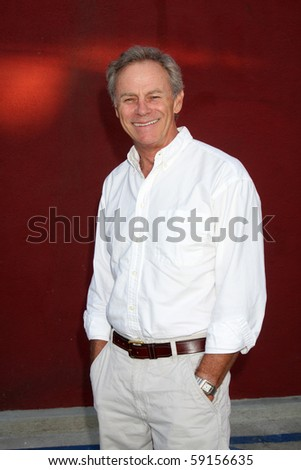 "LOS ANGELES - JULY 31:  Tristan Rogers at the ""The Bay"" Party at Harry Hat on July 31, 2010 in Los Angeles, CA"