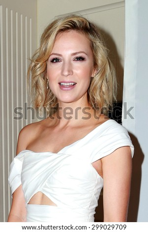 LOS ANGELES - JUN 11:  Beth Riesgraf at the TheWrap's 2nd Annual Emmy Party at the London Hotel on June 11, 2015 in West Hollywood, CA  - stock photo