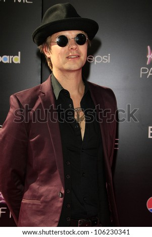 "LOS ANGELES - JUN 26:  Bobby Alt arrives at the ""Katy Perry: Part Of Me"" Premiere at Graumans Chinese Theater on June 26, 2012 in Los Angeles, CA"