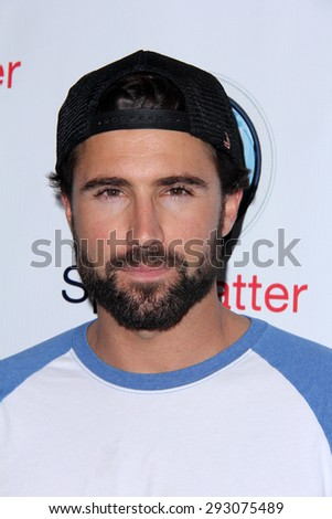 LOS ANGELES - JUN 30:  Brody Jenner at the SpyChatter Launch Event at the The Argyle on June 30, 2015 in Los Angeles, CA - stock photo