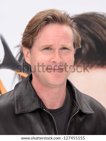 "LOS ANGELES - JUN 12:  Cary Elwes arriving to ""Mr Popper's Penguins"" Los Angeles Premiere  on June 12, 2011 in Hollywood, CA"
