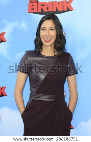 "LOS ANGELES - JUN 8:  Cass Bugge at the HBO's ""The Brink"" Premiere at the Paramount Studios on June 8, 2015 in Los Angeles, CA"