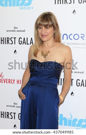 LOS ANGELES - JUN 13:  Catherine Hardwicke at the 7th Annual Thirst Gala at the Beverly Hilton Hotel on June 13, 2016 in Beverly Hills, CA - stock photo