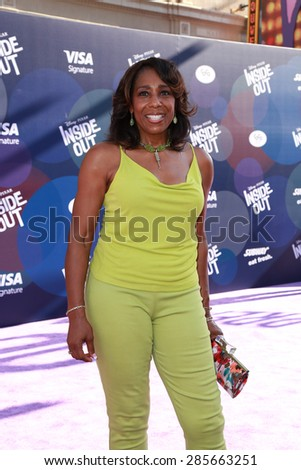 "LOS ANGELES - JUN 8:  Dawnn Lewis at the ""Inside Out"" Premiere at the El Capitan Theatre on June 8, 2015 in Los Angeles, CA"