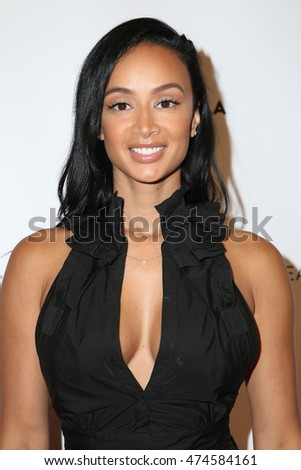 LOS ANGELES - JUN 9:  Draya Michele at the 4th Annual Beautycon Festival at the Los Angeles Convention Center on June 9, 2016 in Los Angeles, CA