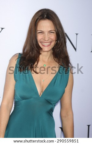 """LOS ANGELES - JUN 24:  Ele Keats at the """"Unity"""" Documentary World Premeire at the Director's Guild of America on June 24, 2015 in Los Angeles, CA - stock photo"""