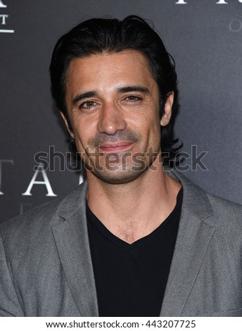 "LOS ANGELES - JUN 21:  Gilles Marini arrives to the ""Free State of Jones"" Hollywood Premiere  on June 21, 2016 in Hollywood, CA.                 - stock photo"