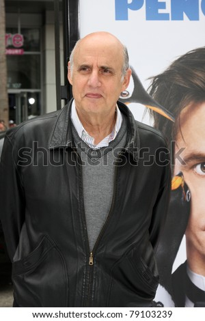 "LOS ANGELES - JUN 12:  Jeffrey Tambor arriving at the ""Mr. Popper's Penguins"" Premiere at Grauman's Chinese Theater on June 12, 2011 in Los Angeles, CA"